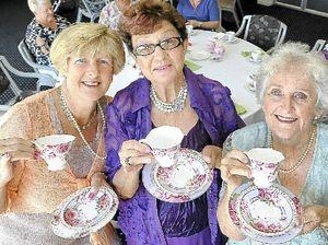 Railway serves up high tea