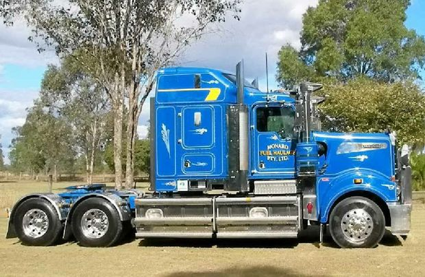 VOTE: Go to bigrigs.com.au or on our Facebook site if you like this truck.