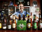 Yamanto Tavern manager Peter Coultas is looking forward to this weekend's craft beer event.