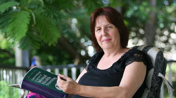 CQUniversity Professor Brenda Happell is recognised for her contribution to the mental health nursing profession.
