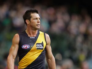 Former AFL star Ben Cousins in hospital