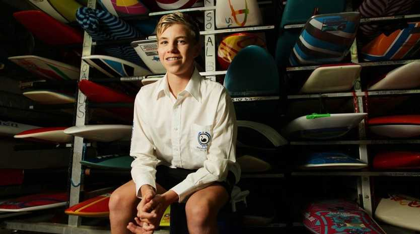 Matthew Barclay will be farewelled at a huge funeral at Caloundra to celebrate his young life.