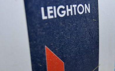 Stop work meeting at leighton Holdings depot Emerald Beach, Sapphire to woolgoolga upgrade.