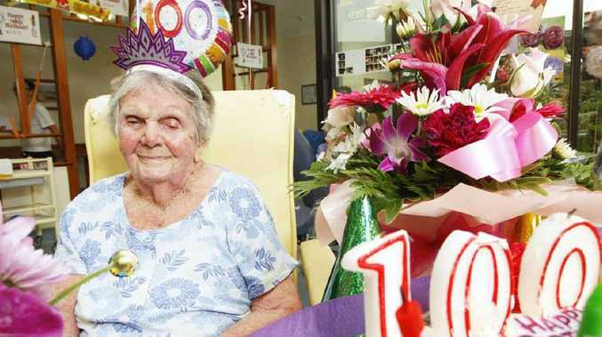 Colthup Nursing home resident Elsie Flor turned 100-years-old on Tuesday.