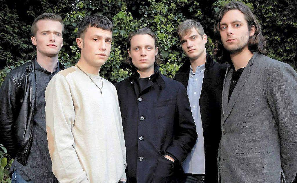 The Maccabees have released their third studio album.