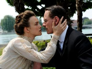 Movie review: A Dangerous Method
