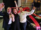 $9m bid wins car at auction