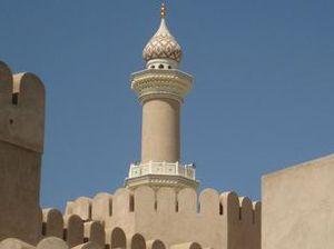 Desert citadel's ingenious defences