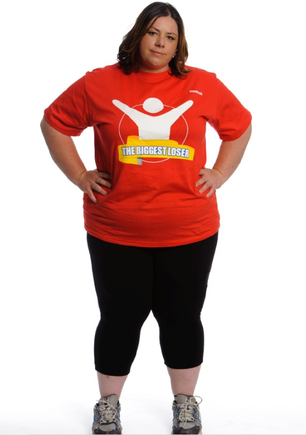 Lydia Hantke has been eliminated from The Biggest Loser.