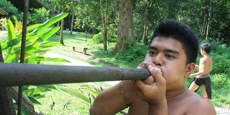 The traditional blowpipe is a highly accurate tool.