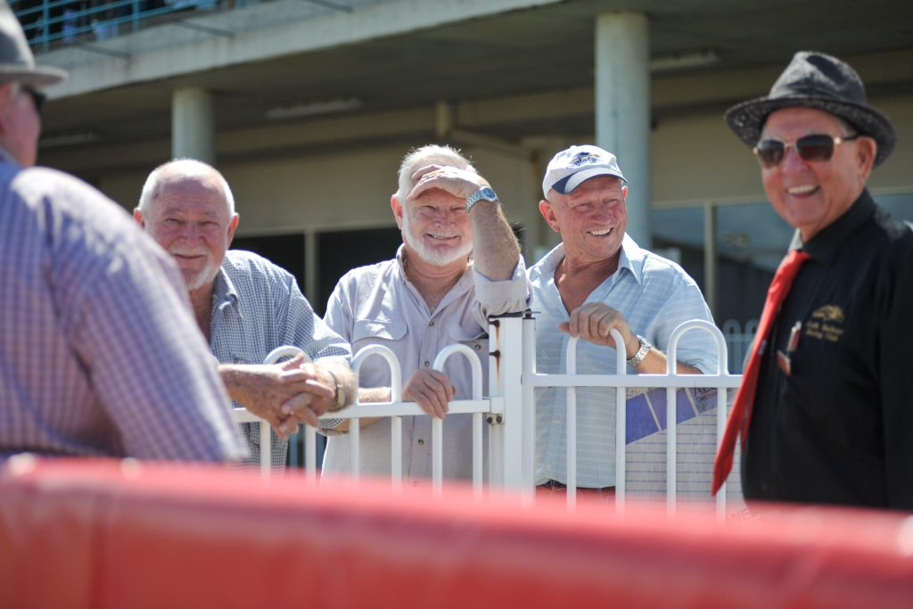 The Carlton Mid 2yo Country Plate at Coffs Harbour Racing Club. Photo: Rob Wright/ Coffs Coast Advocate