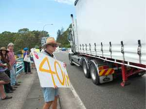 Locals win fight to lower speed