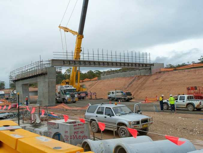 Major works on the Nambucca Heads to Urunga section of the Pacific Hwy upgrade is expected to begin in August.