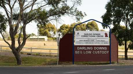 Darling Downs Correctional Centre, Gore Hwy, Westbrook, Sunday, April 01, 2012. Photo Kevin Farmer / The Chronicle