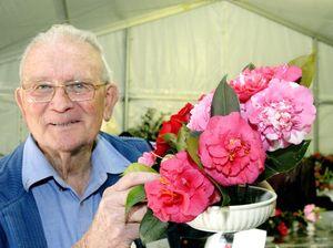 Roses in bloom for Gardenfest