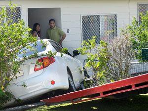 Car crashes into house at Nambucca
