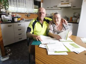 Funeral policy a dead end for couple