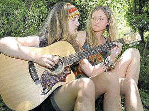 Buskers battle for spot on stage