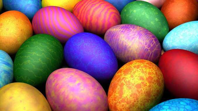 The annual Easter egg hunt is almost here.