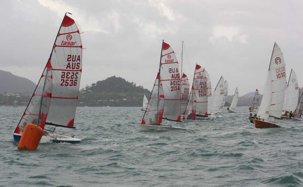 OUT AND ABOUT: Sailors are preparing to take part in the fourth annual Easter Regatta at the Whitsunday Sailing Club this weekend. Photo Contributed