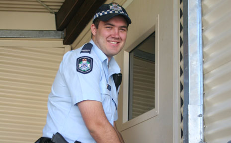 LOCK IT OR LOSE IT: Biloela police have said residents need to lock up their belongings to avoid losing them after a spate of break-ins in town.