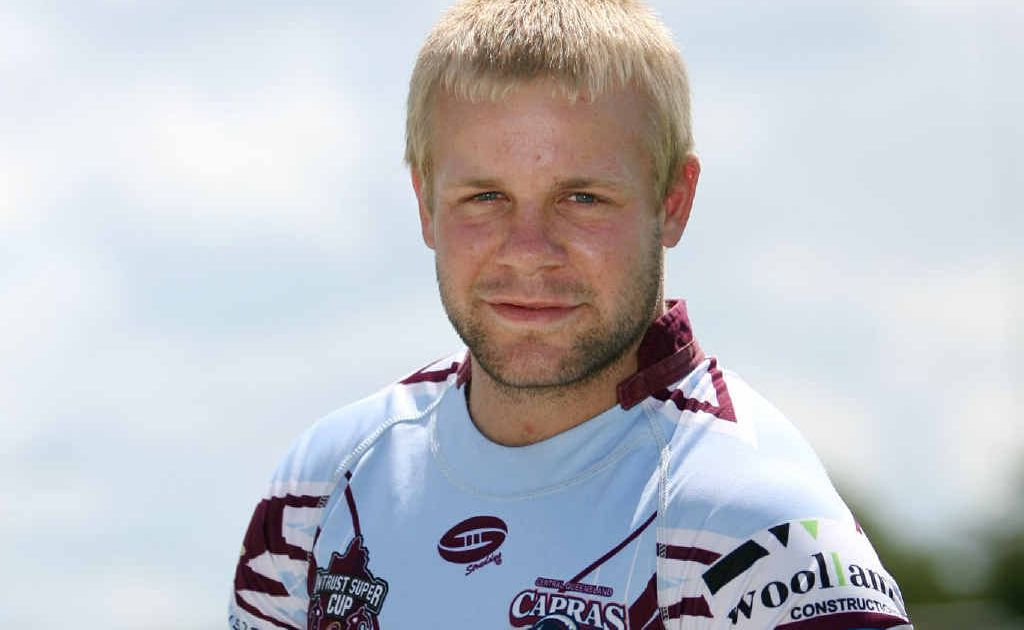 Capras' Mitchell Zornig hopes his team will show high intensity in the match at Browne Park.