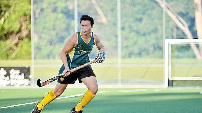 "With the ""young ones"" breathing down her neck, Hockeyroo Teneal Attard is not taking for granted her spot in the squad for the London Olympics."