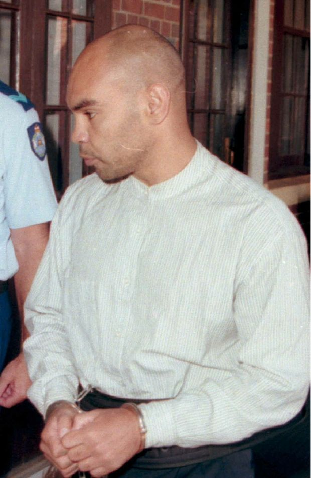 Serial Mackay rapist Raymond Garland (file picture from 2012)