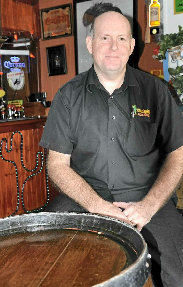 Toowoomba chef Barry Hodges has cooked for Olympic competitors.
