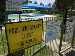 Hole closes Nimbin Pool
