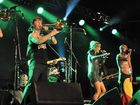 Byron Bay Bluesfest2012, Dubmarine, . Photo Mireille Merlet-Shaw / The Northern Star