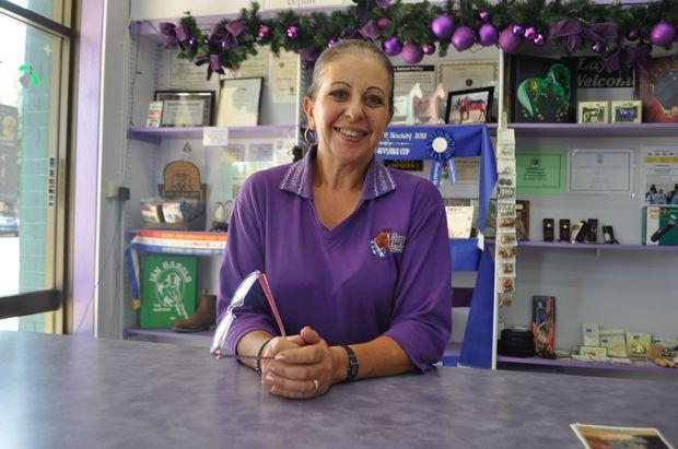 Mayoral candidate Gina Doulis