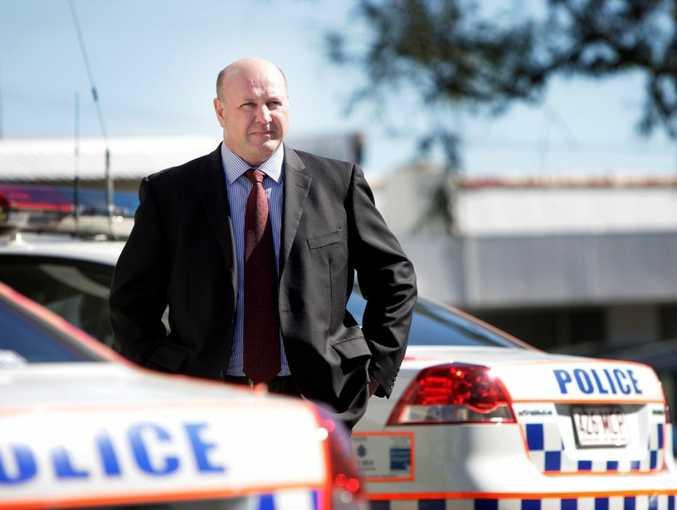 Detective Snr Sgt Daren Edwards