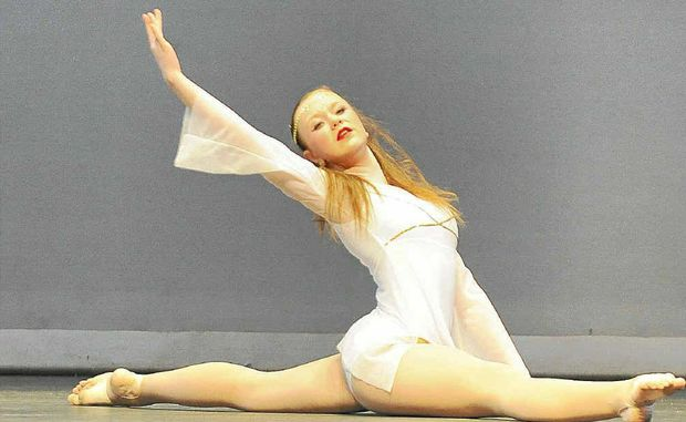 GREAT OPPORTUNITY: Southern Cross School K-12 student Bianca Wilson has been selected in the NSW Public Schools State Dance Ensemble.