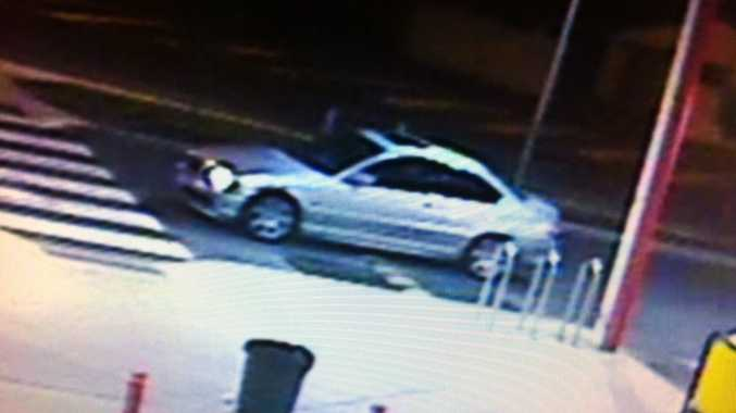 Photo of a car of interest in relation to the fatal shooting at Eight Mile Plains.