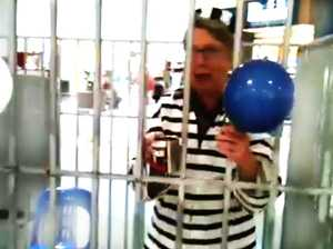Lismore mayor behind bars