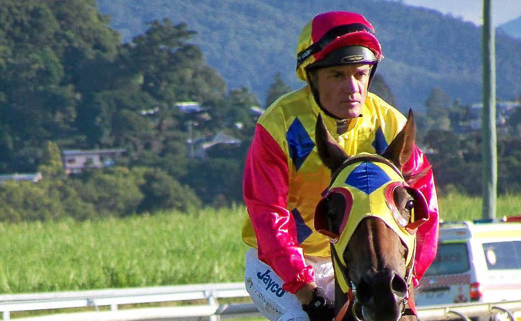 Kevin Forrester and Eye Might were victorious in the 2011 Anzac Cup.