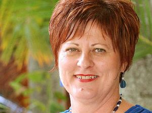 Mackay Mayor Deirdre Comerford speaks about council budget