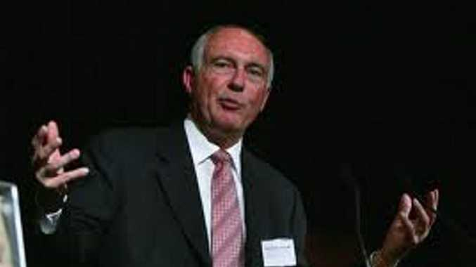 Deputy Prime Minister and Nationals leader Warren Truss.