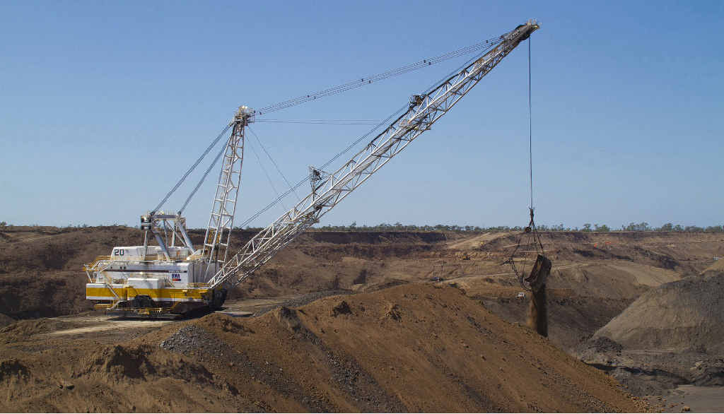 A new coal mine is set to be built west of Moranbah.