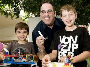 Dream job as Lego professional