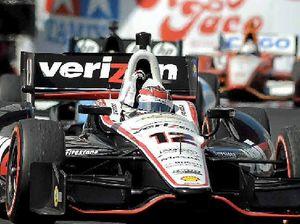 Power wins Long Beach Grand Prix