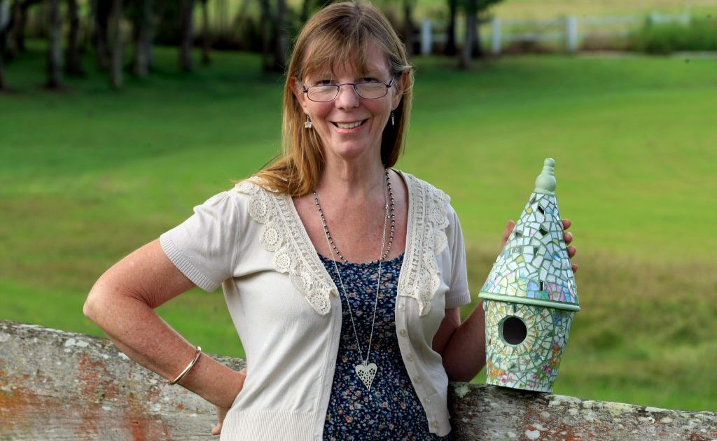 Clare Johnson. Artist of the month.