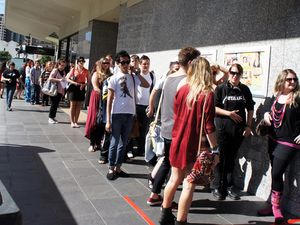 Thousands queue for Big Brother