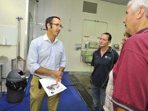 Matt Landos: Gladstone fish health report