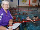 TEACHER: Pat Wright was inducted into the Australian Swim School Assocition Hall of Fame.