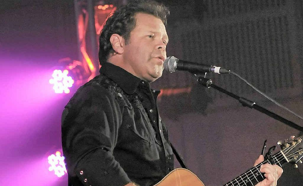 Country singer Troy Cassar-Daley will perform at Rose City Shoppingworld today.