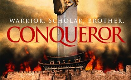 Conqueror is a mesmerising, blockbuster book.