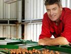 Troy Ziesemer says benefits from the macadamia boom are not coming back to farmers