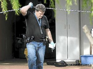 Shouting led cops to drug lab